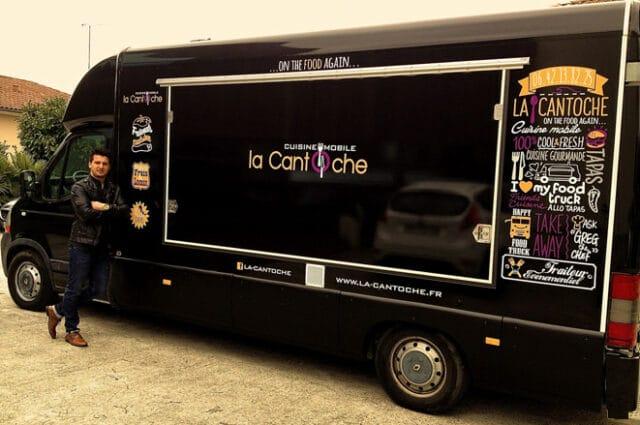La Cantoche Traiteur Food Truck Landes 1010