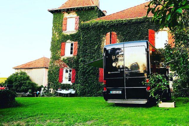 La Cantoche Traiteur Food Truck Landes 8